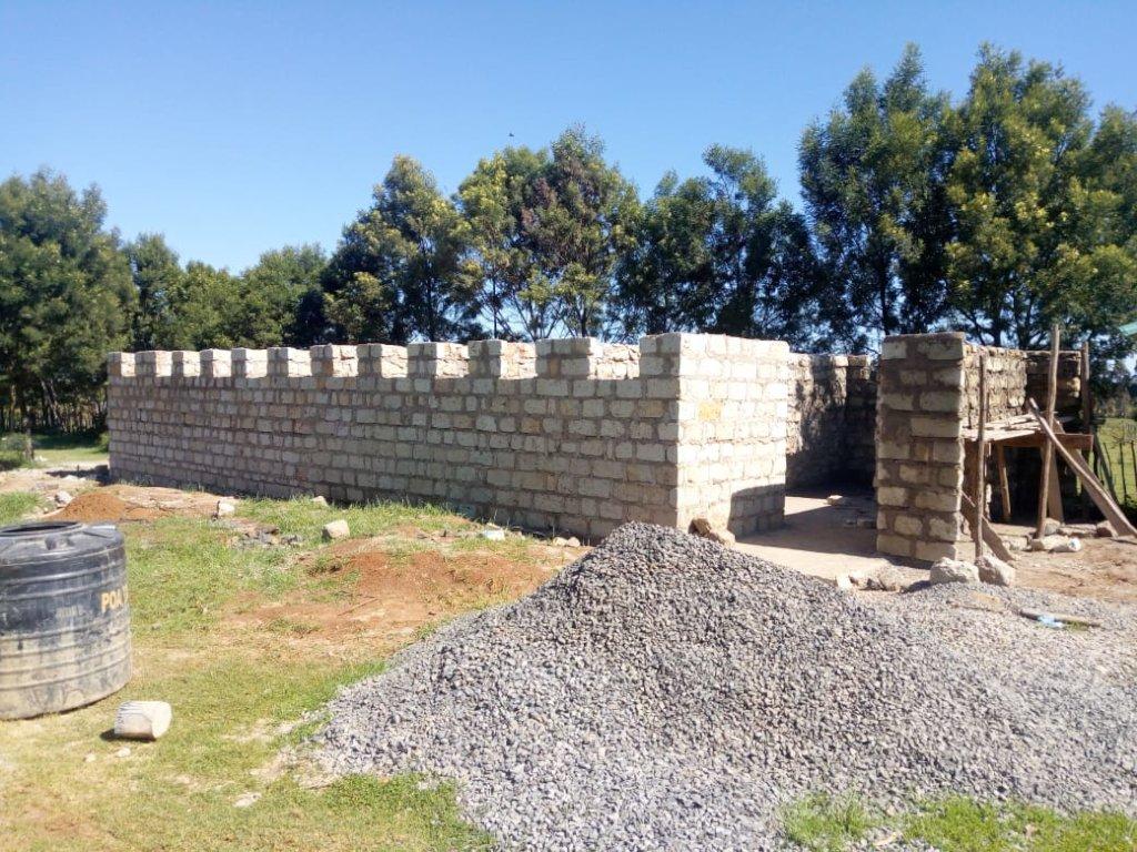KOSHIN Ablution Block construction Progress