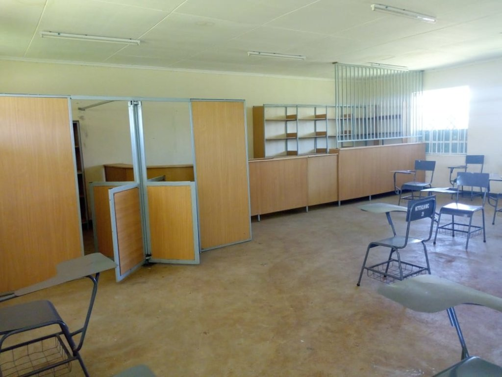 KOSHIN New Library room