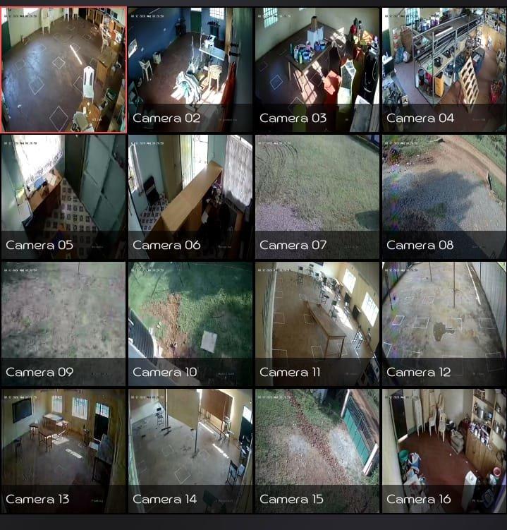 SERGOEK New CCTV Cameras