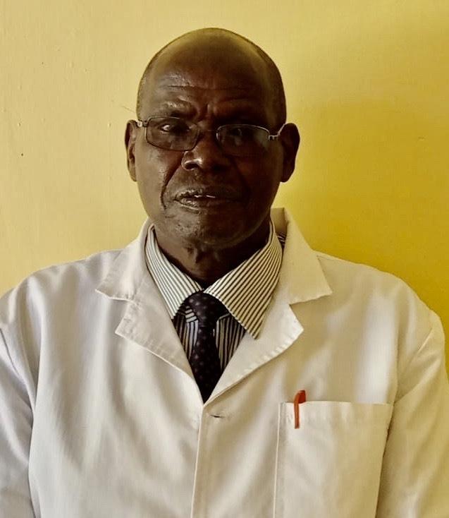 Dr Philip Vice Chairman