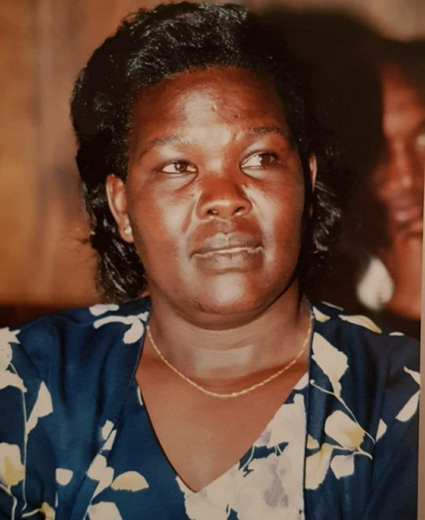 Late Mrs Philomena Treasurer