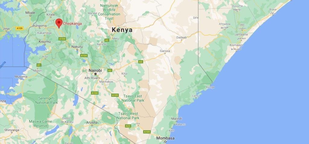 Chepkanga Kenya