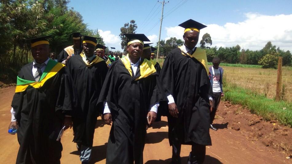 SERGOEK SCHOOL students