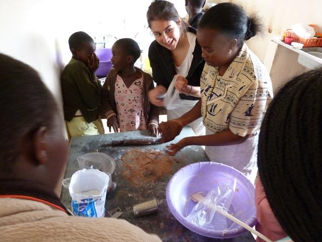 Volunteer Mehves Bakery June2010