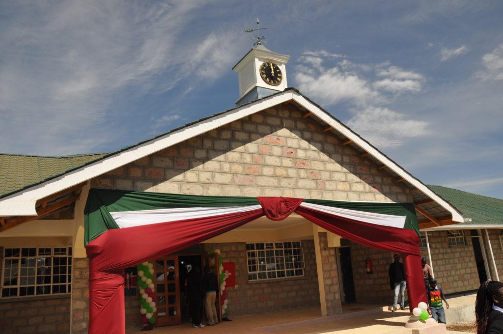 Benina Building
